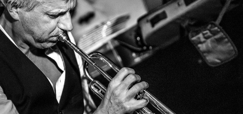 Trumpet player Gerard Kleijn