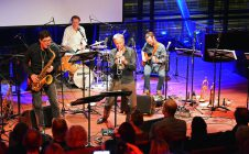 Wild Man Conspiracy featuring Chris Cheek live at the Bimhuis