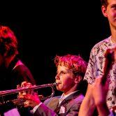 West End Bigband & Jazzkidzz (conducting)